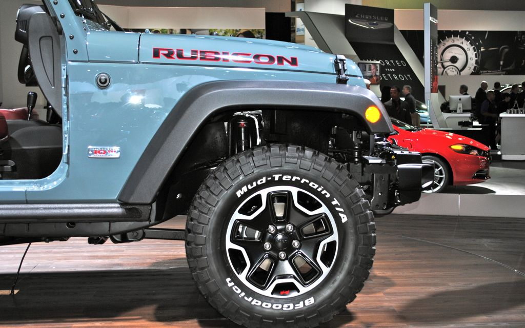 Jeep Rubicon 2008 photo - 3