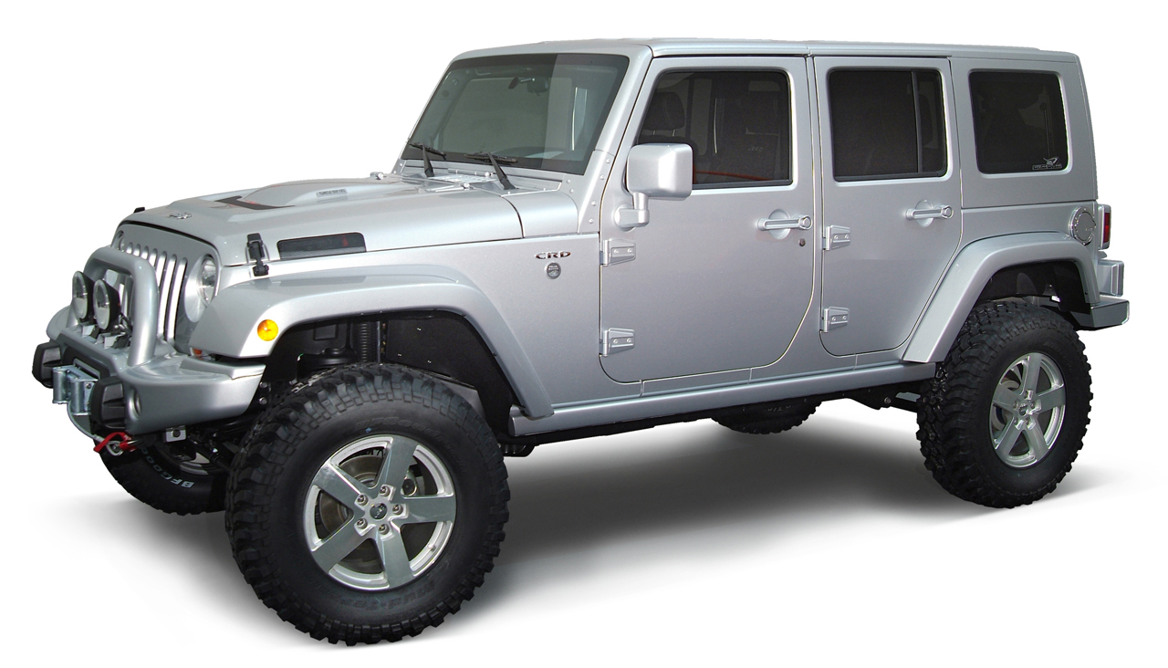 Jeep Rubicon 2014 photo - 2