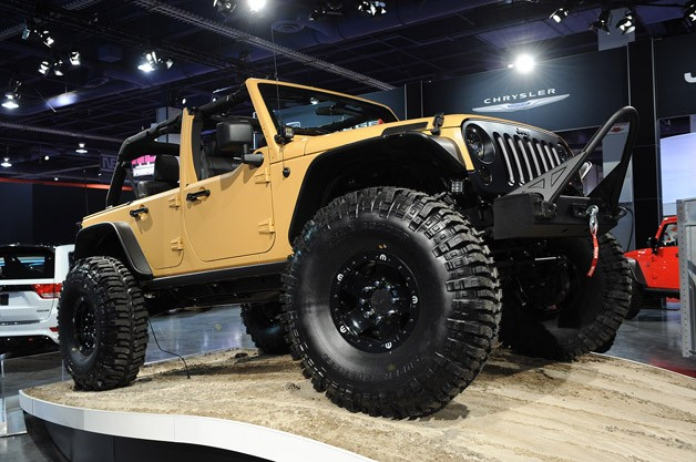 Jeep Rubicon 2014 photo - 3