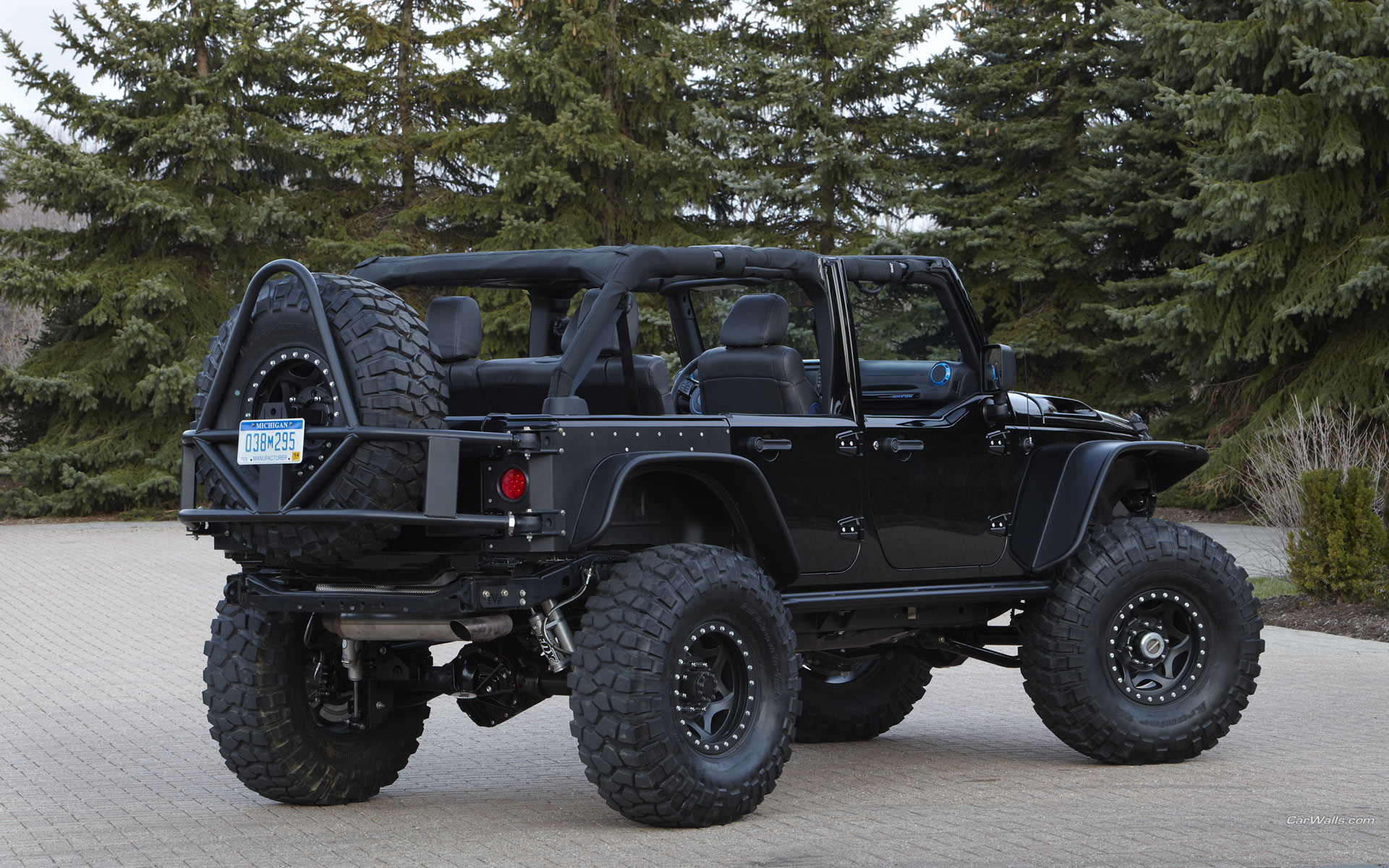 Jeep Scrambler 2014 photo - 3