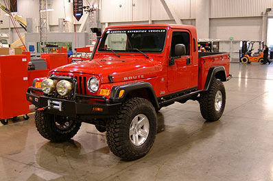 Jeep Scrambler 2015 photo - 1