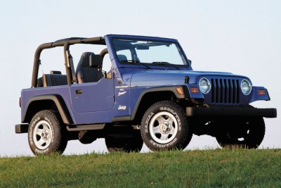 Jeep TJ 2004 photo - 1