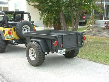 Jeep TJ 2004 photo - 3
