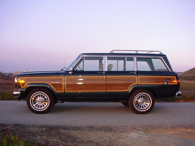 Jeep Wagoneer 1989 photo - 1