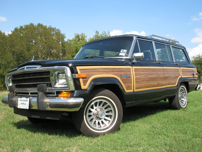Jeep Wagoneer 1989 photo - 3