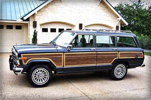 Jeep Wagoneer 2015 photo - 3