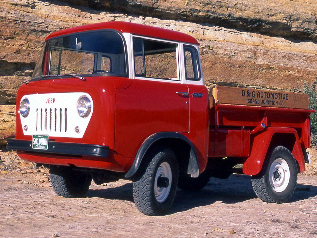 Jeep Willys 2014 photo - 3
