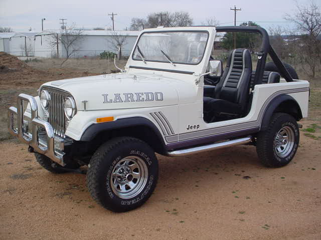 Jeep Wrangler 1985 photo - 3