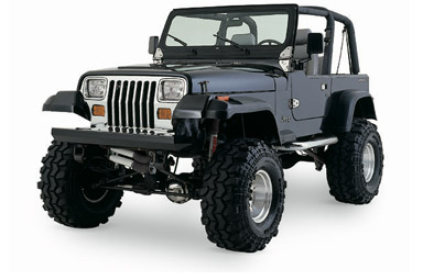 Jeep Wrangler 1988 photo - 2