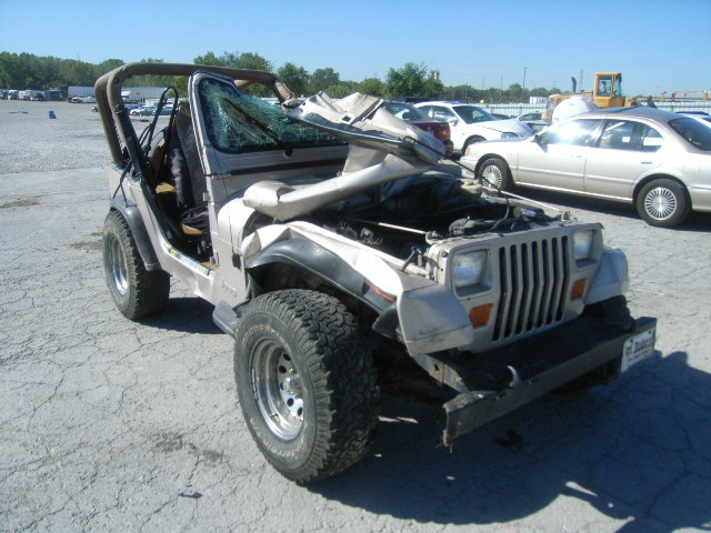 Jeep Wrangler 1995 photo - 2