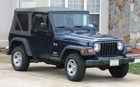 Jeep Wrangler 1996 photo - 2