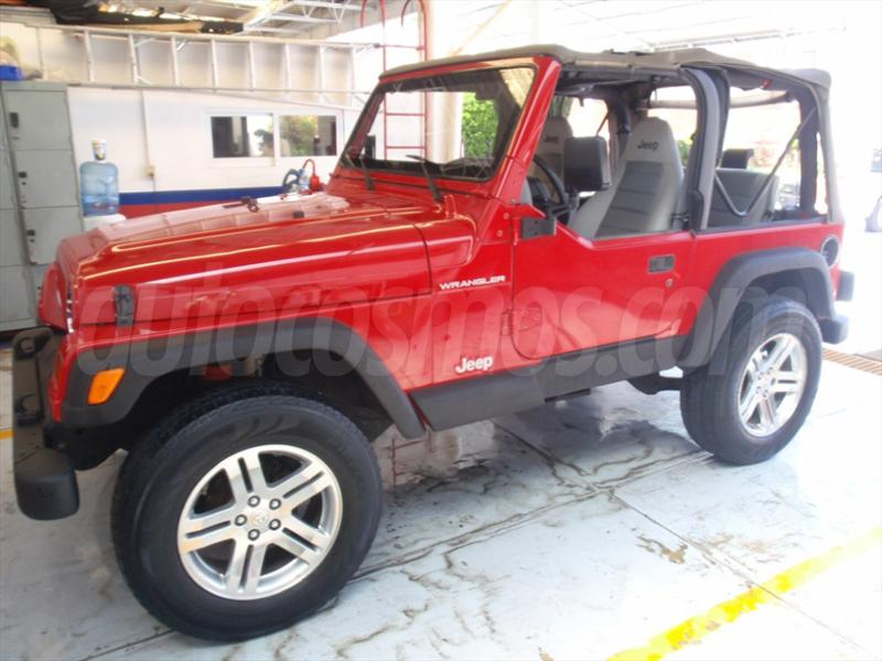 Jeep Wrangler 1997 photo - 1