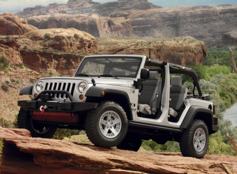 Jeep Wrangler 1997 photo - 3