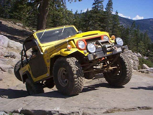 Jeep Wrangler 2000 photo - 3