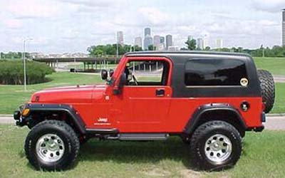 Jeep Wrangler 2004 photo - 3