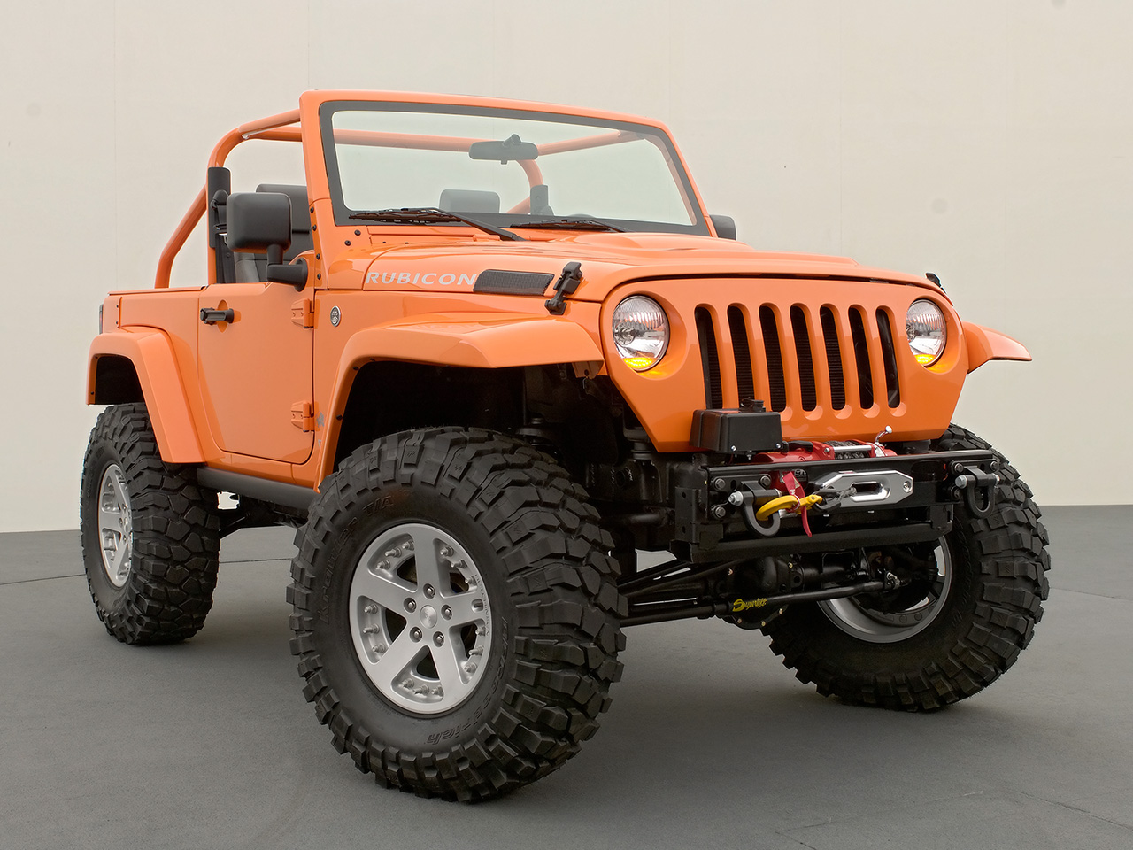 Jeep Wrangler 2006 photo - 1