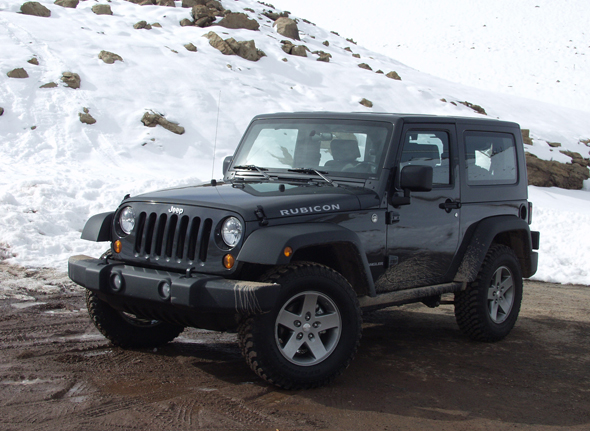 Jeep Wrangler 2006 photo - 2