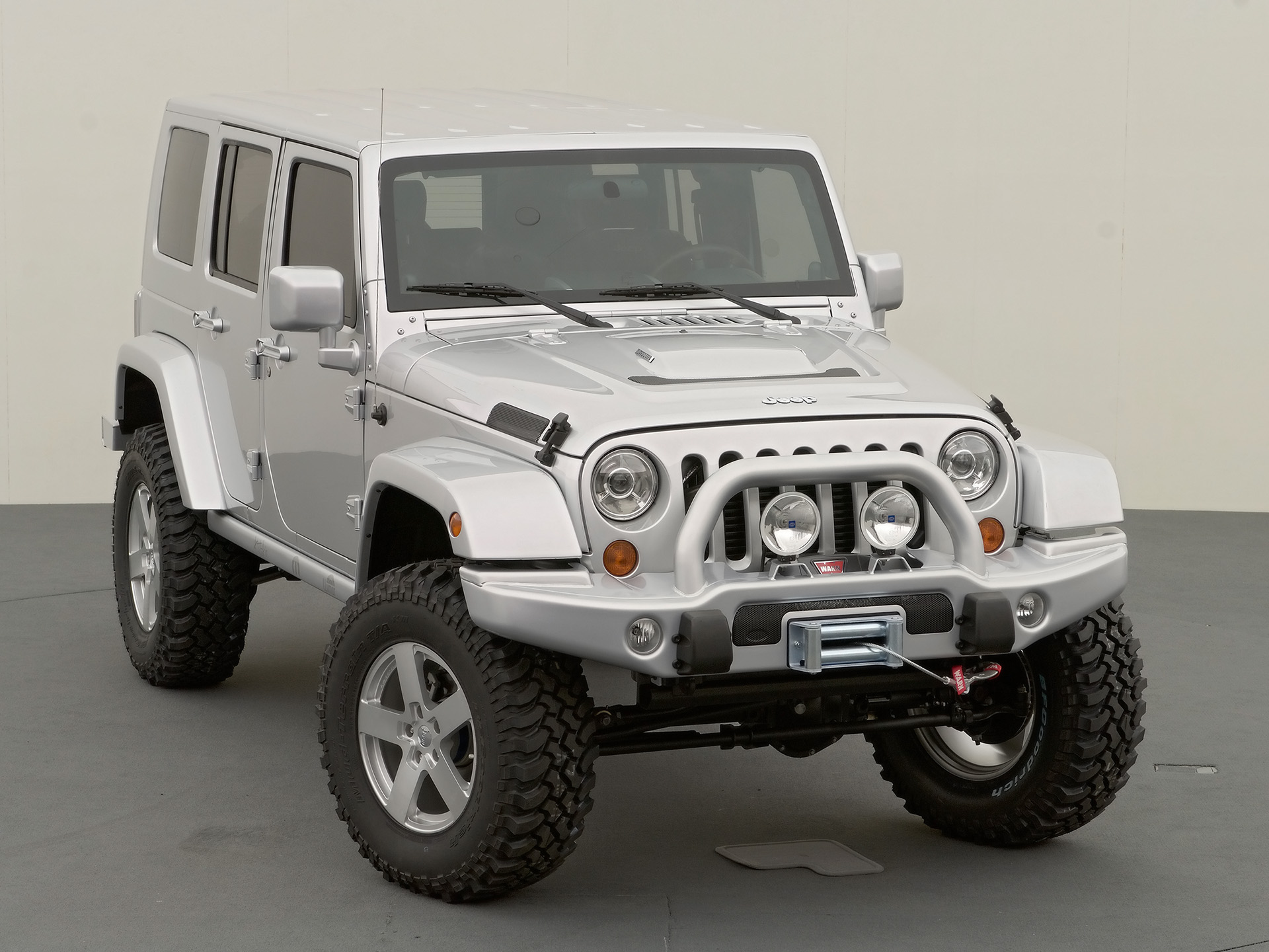 Jeep Wrangler 2006 photo - 3