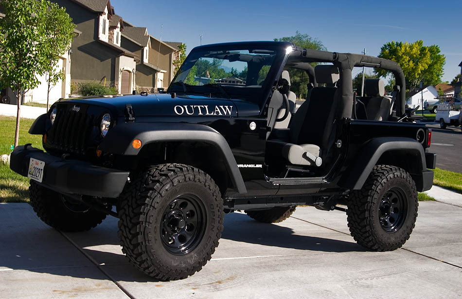 Jeep Wrangler 2007 photo - 1
