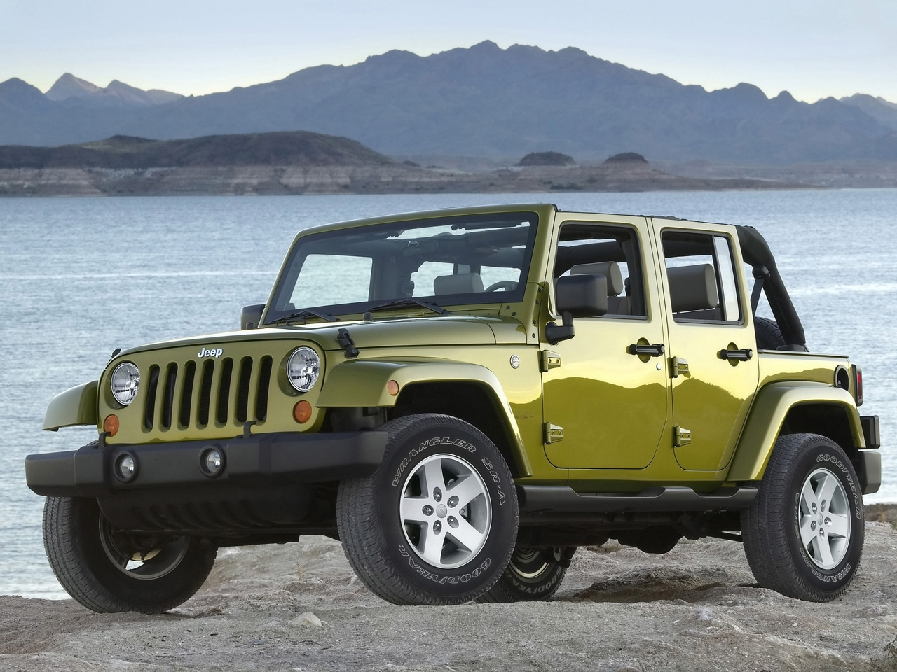 Jeep Wrangler 2007 photo - 3