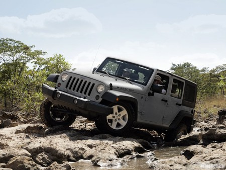 Jeep Wrangler 2010 photo - 3