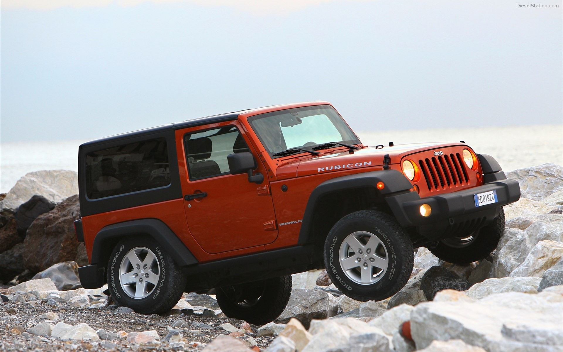 Jeep wrangler 2012 photo - 3