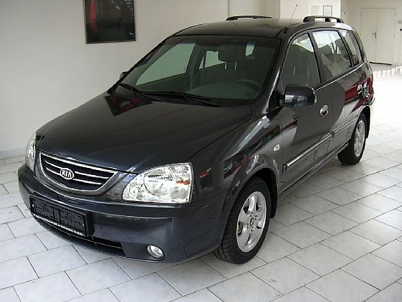 Kia Carens 2006 photo - 2
