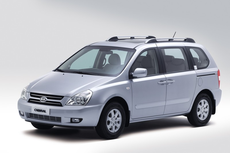 kia carnival 2004 review amazing pictures and images look at the car. Black Bedroom Furniture Sets. Home Design Ideas