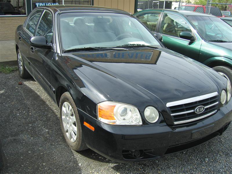 Kia Optima 2004 photo - 1
