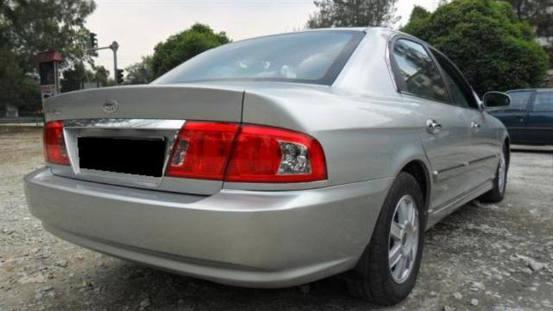 Kia Optima 2004 photo - 3