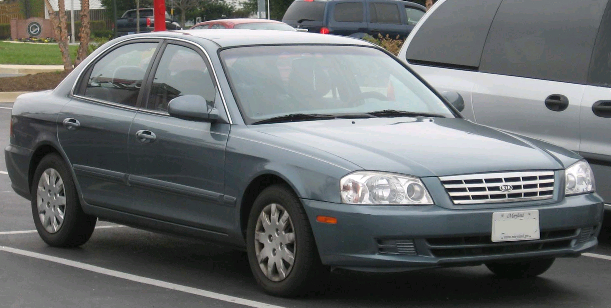 Kia Optima 2006 photo - 3