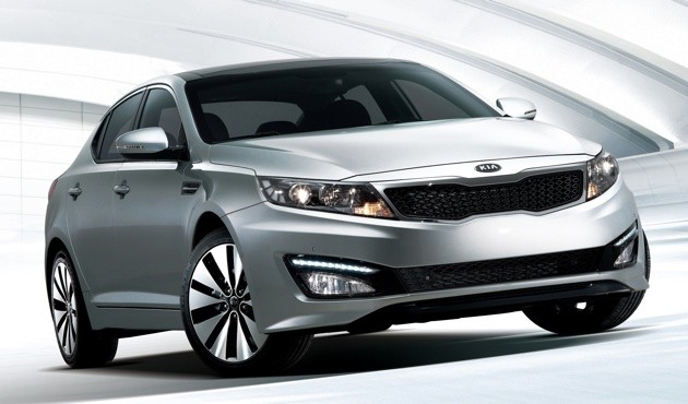 Kia Optima 2010 photo - 2