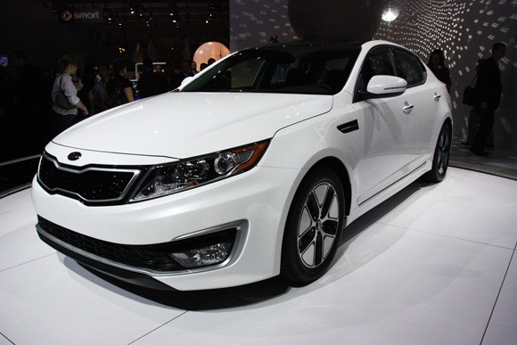 Kia Optima 2010 photo - 3