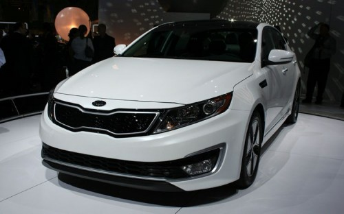 Kia Optima 2011 photo - 2