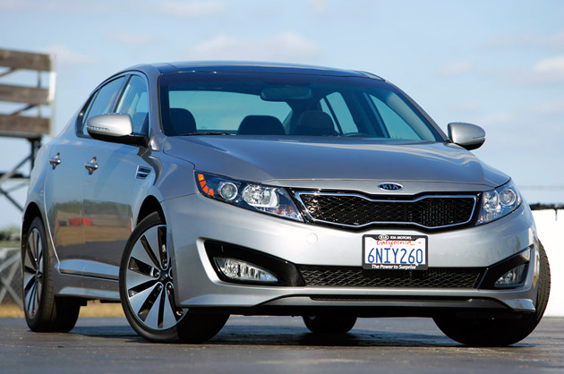 Kia Optima 2011 photo - 3