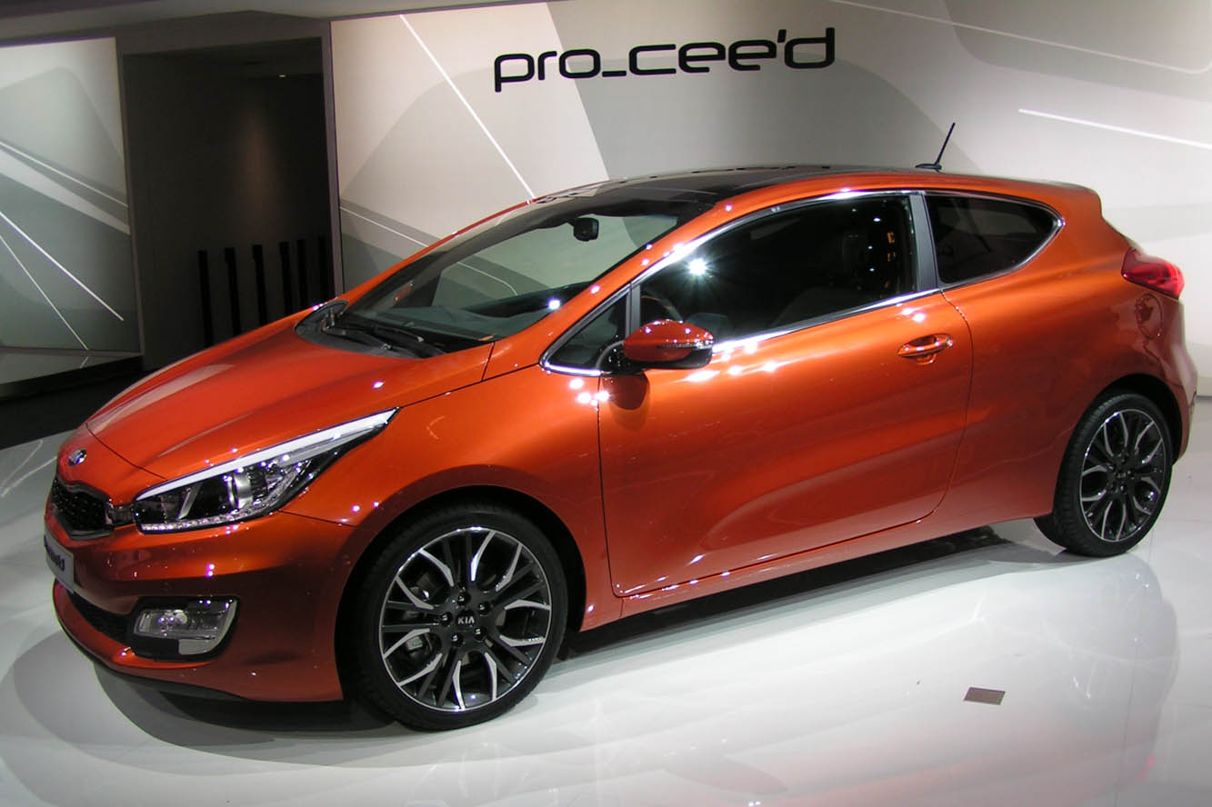 Kia Pro Ceed 2015 Review Amazing Pictures And Images Look At The Car Photo 1