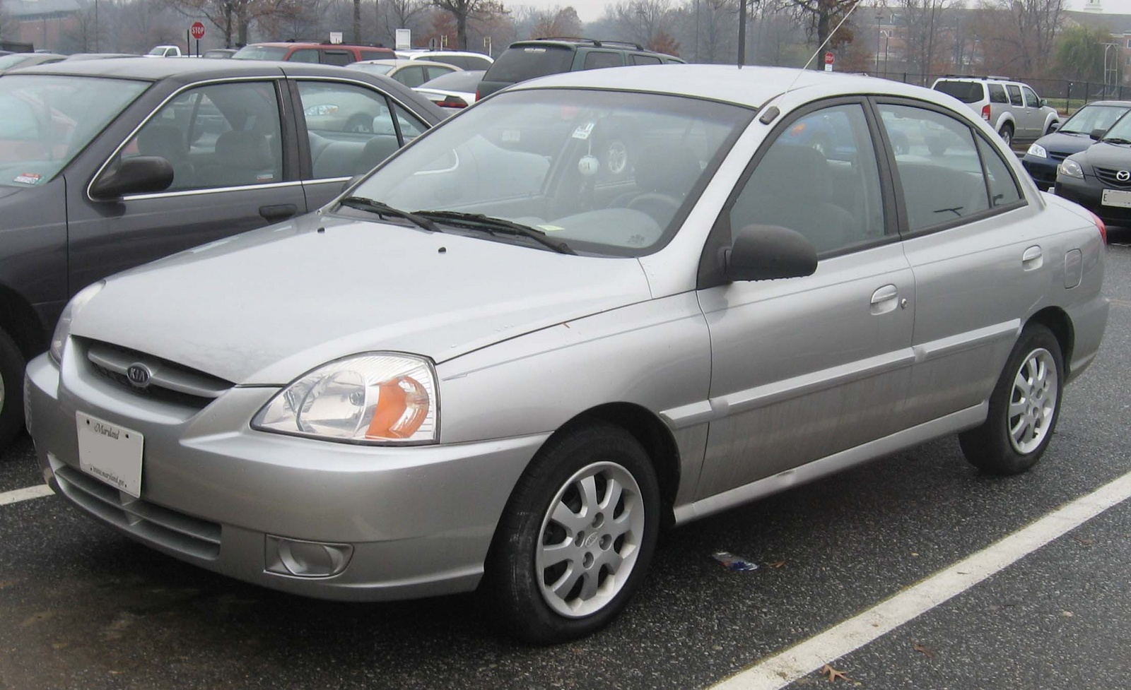 Kia Rio 2003 Review Auto Cars 1 6l Engine Amazing Pictures And Images Look At The Car