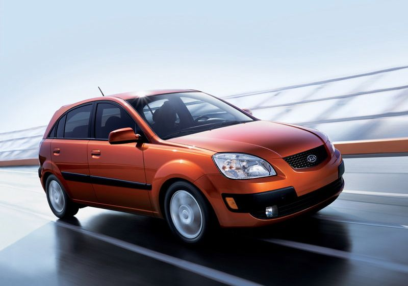 Kia Rio 2005 Review Amazing Pictures And Images Look