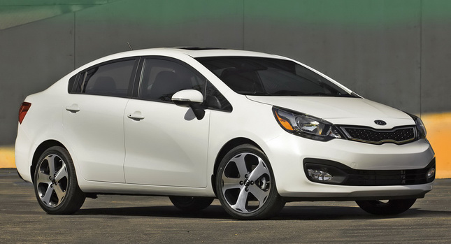 Kia Rio 2015 photo - 1