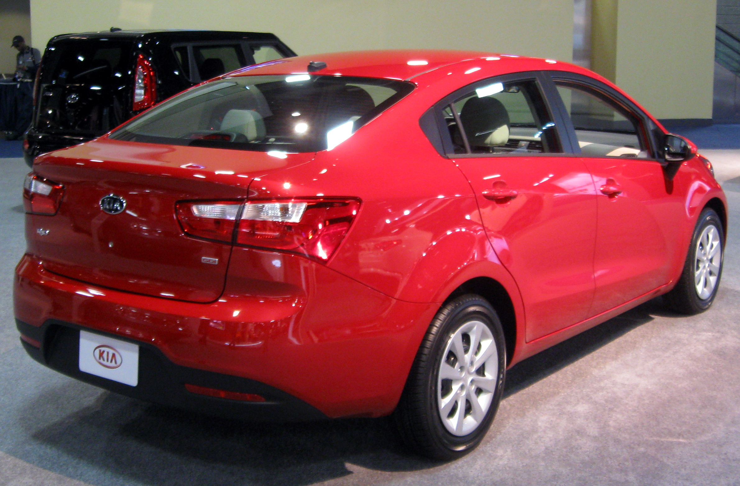 Kia Rio 2015 photo - 3