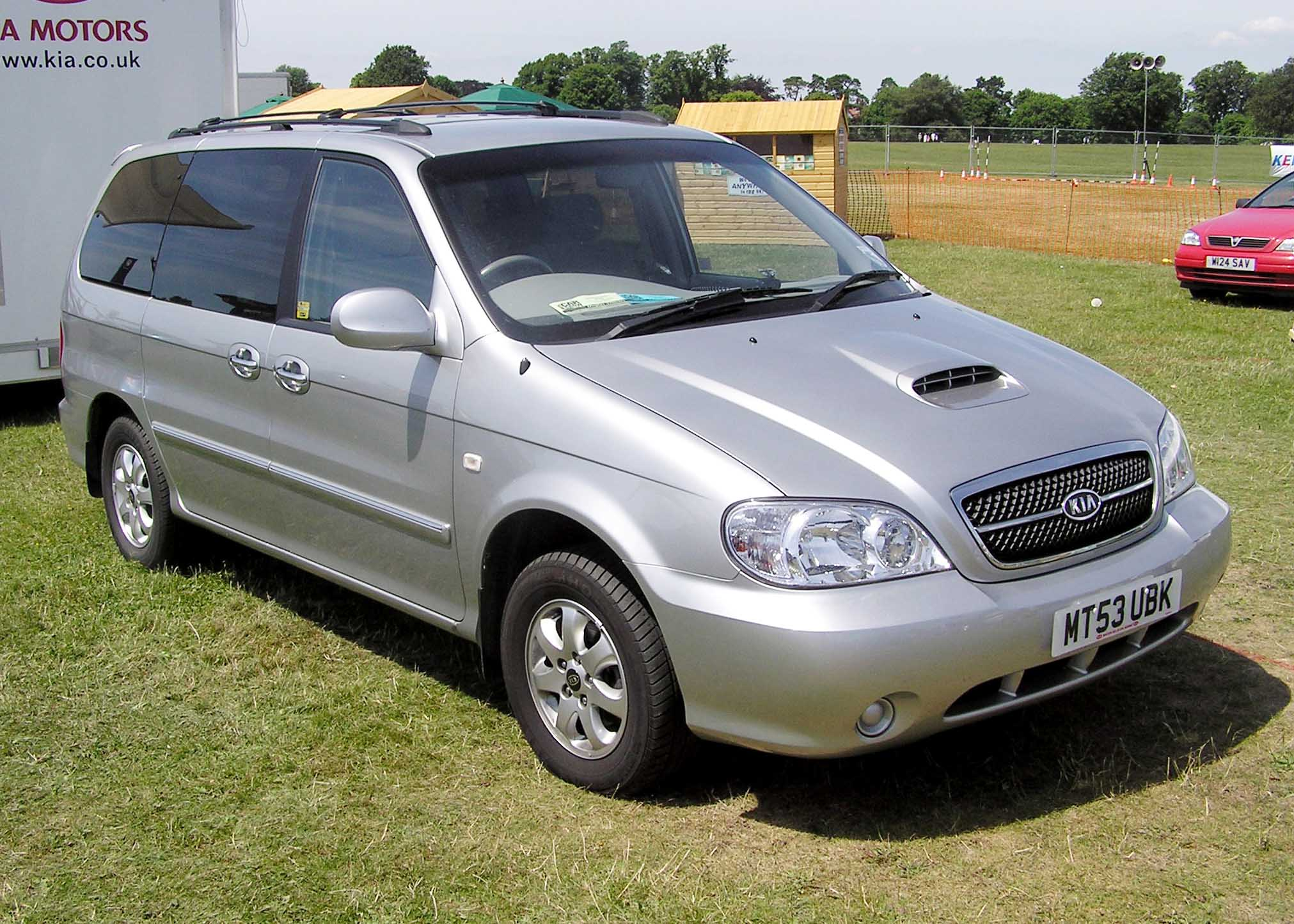 Kia Sedona 2004 Review Amazing Pictures And Images