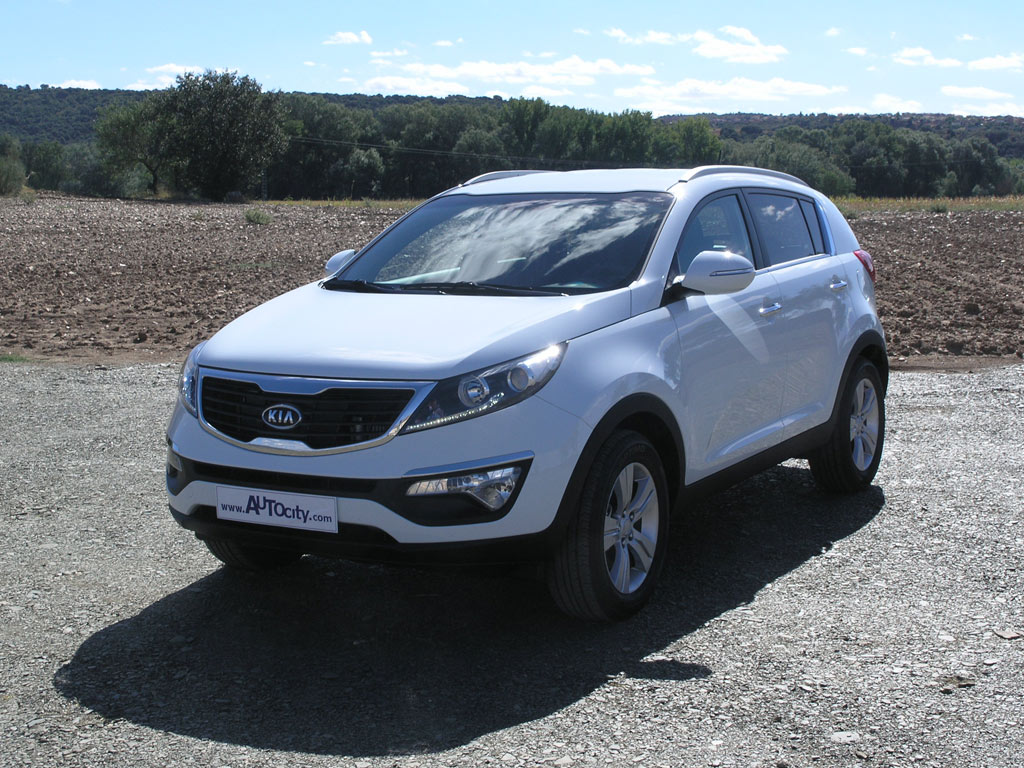 Kia Sportage 2004 photo - 3