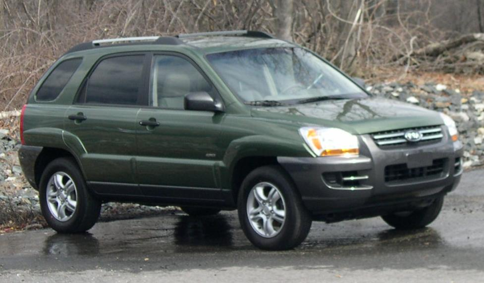 Kia Sportage 2006 Photo   3