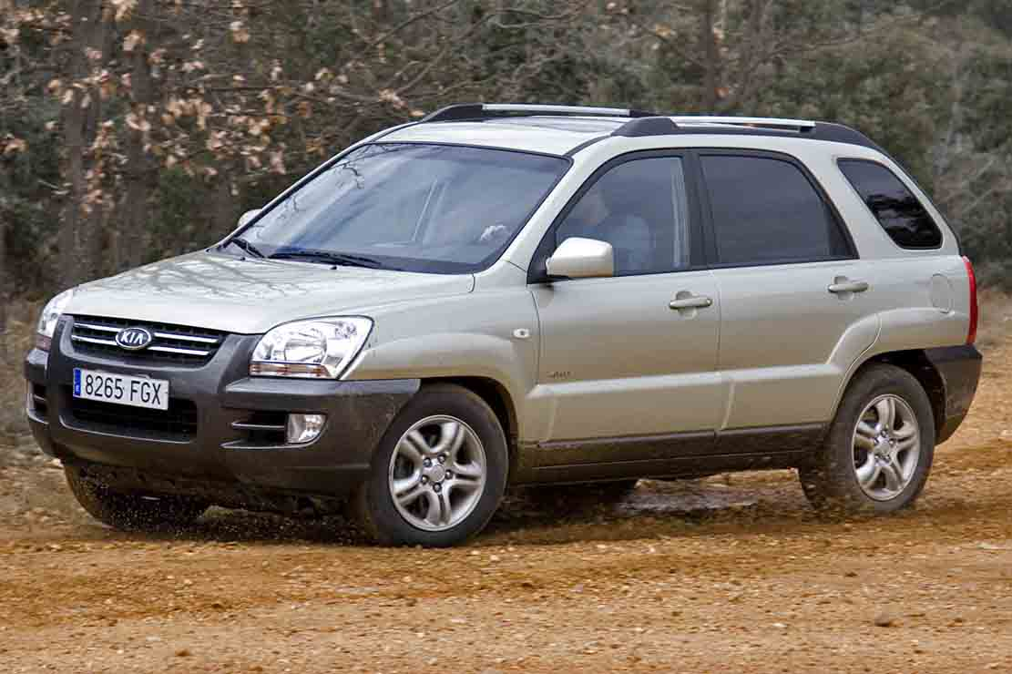 Attractive Kia Sportage 2007 Photo   1