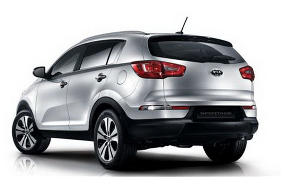 Kia Sportage 2011 photo - 2
