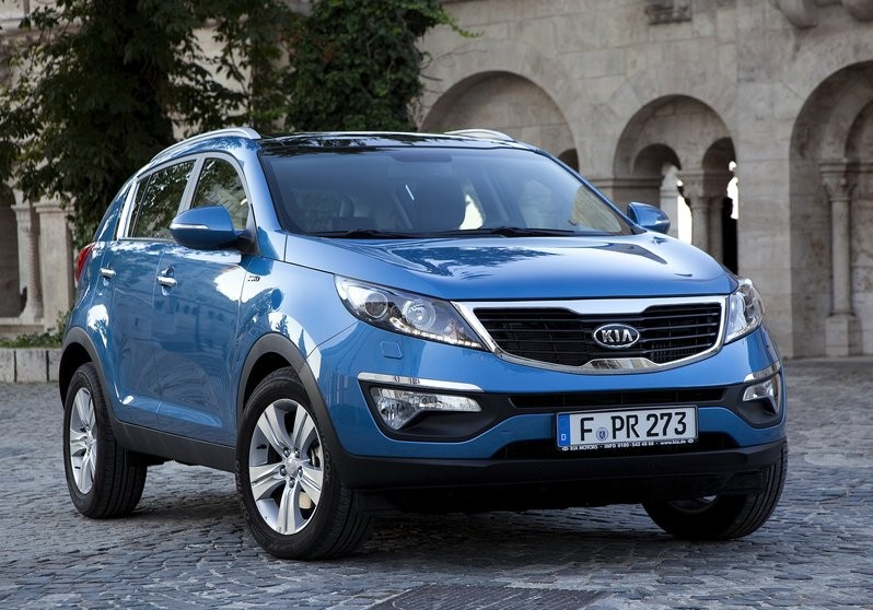 Kia Sportage 2011 photo - 3