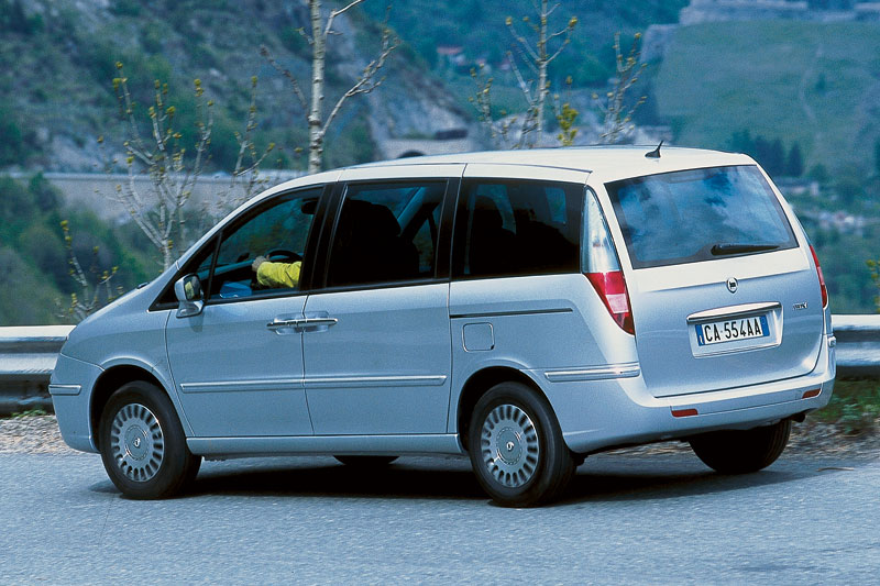 Lancia Phedra 2005: Review, Amazing Pictures and Images – Look at ...