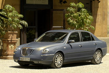 Lancia Thesis 2004: Review, Amazing Pictures and Images – Look at ...