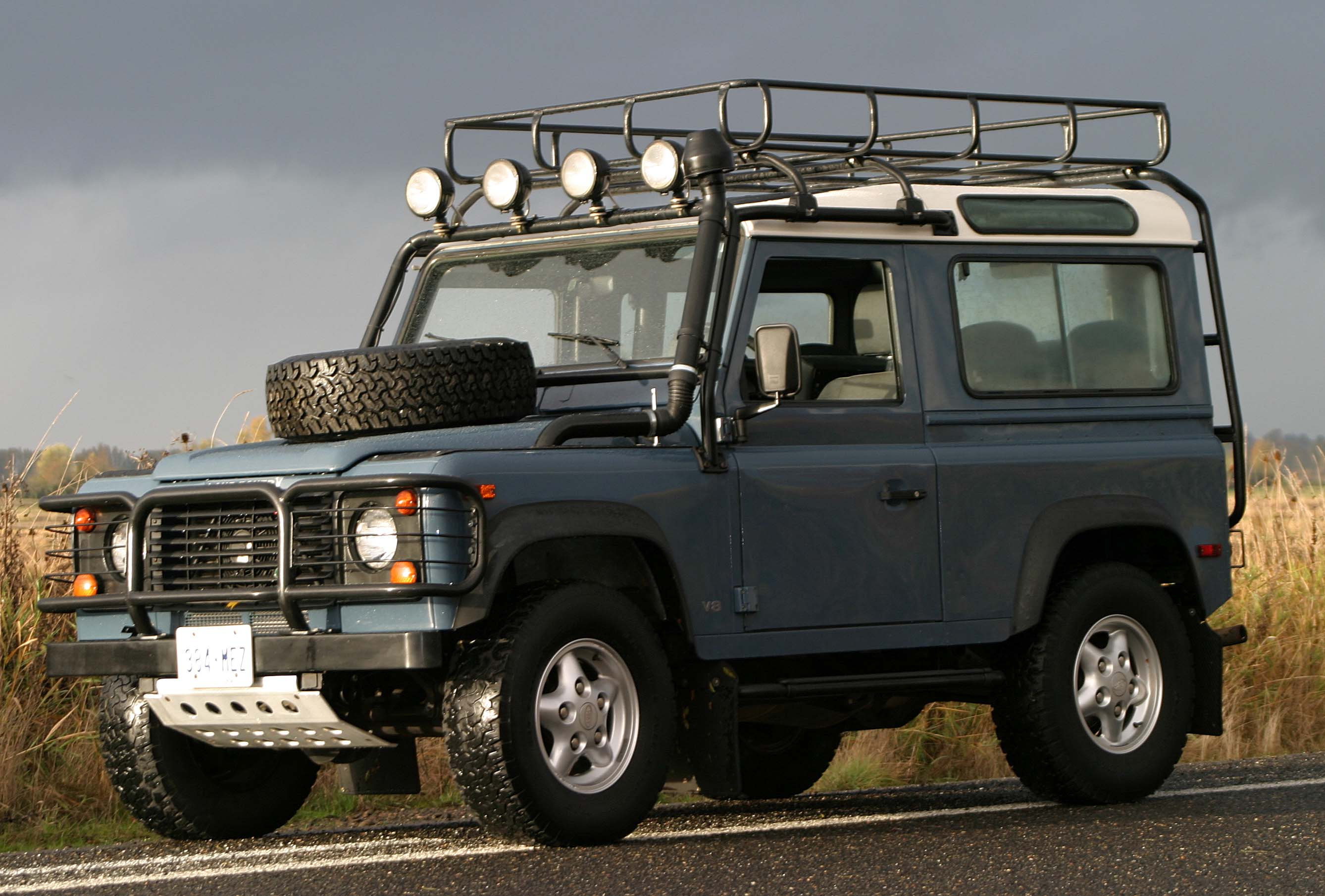 Land Rover Defender 1980 Review Amazing Pictures And