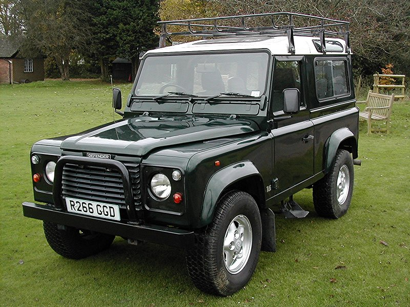 Land Rover Defender 1998 Review Amazing Pictures And